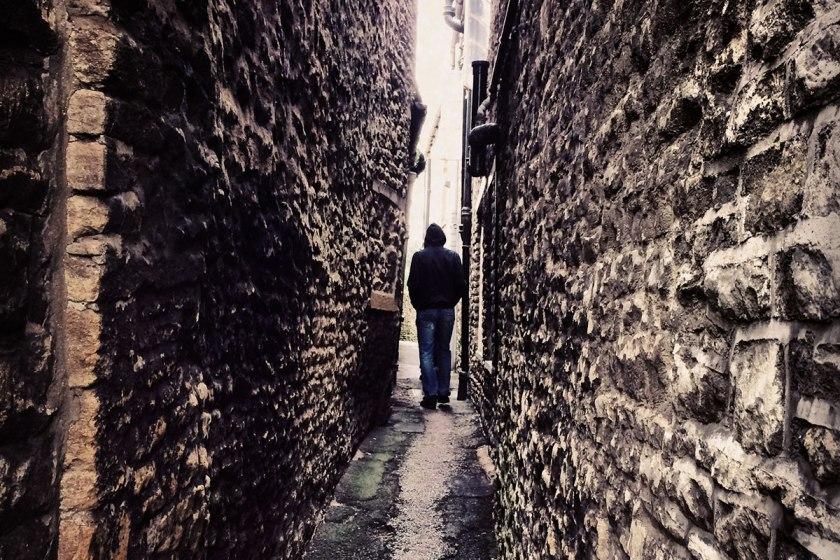 Men Break Down These Walls